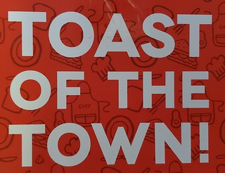 Toast of the Town!