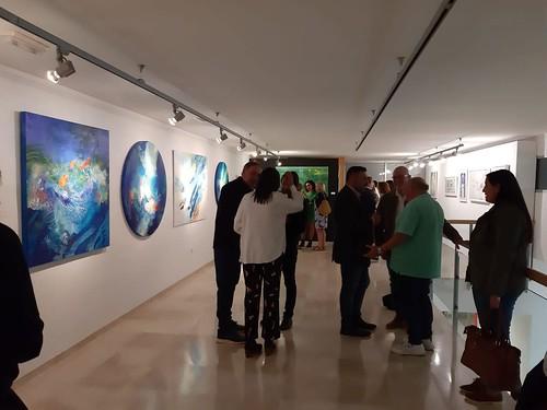 Exposición Cantos de Sirena