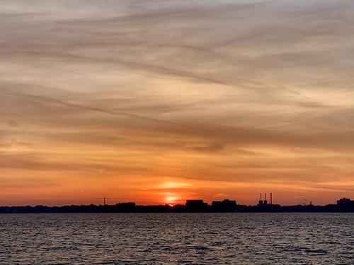October 18, 2019 sunrise