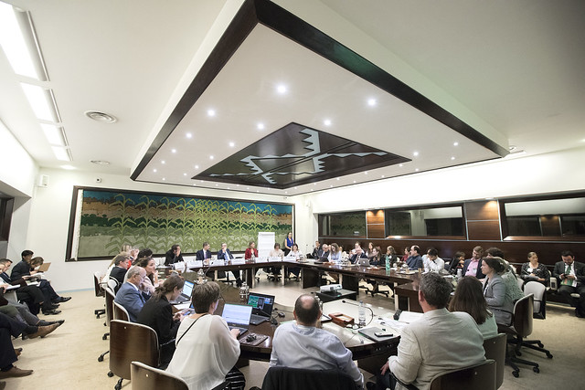 CFS 46 Side Event: SE067 Partnering for Change: Multistakeholder Partnerships and CFS