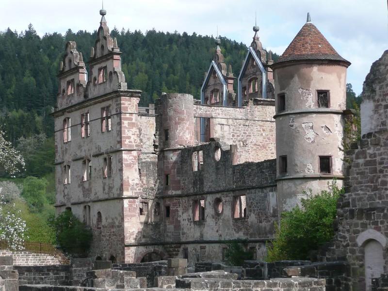 04 Бенедиктинский монасырь в Хирсау Германия XI в.