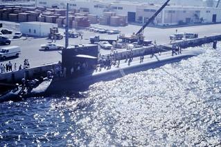 Found Photo - US Navy Submarine