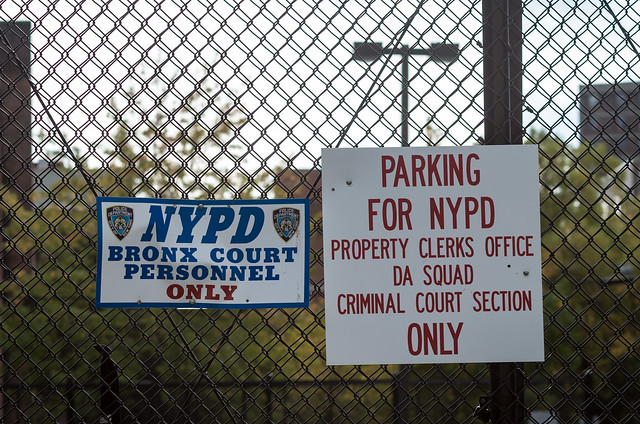 NYPD Parking