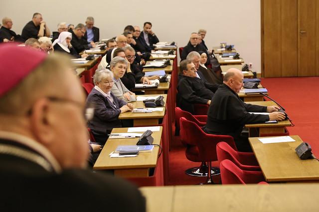 Spotkanie osób odpowiedzialnych za życie konsekrowane w diecezjach - Warszawa, 19 X 2019 r.