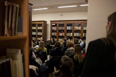 Ket, 10/17/2019 - 18:29 - Fotografijos: © Vilniaus universiteto biblioteka, 2019