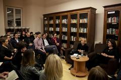 Ket, 10/17/2019 - 19:38 - Fotografijos: © Vilniaus universiteto biblioteka, 2019