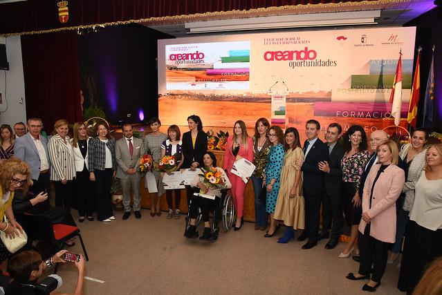 Acto institucional del Día Internacional de la Mujer Rural