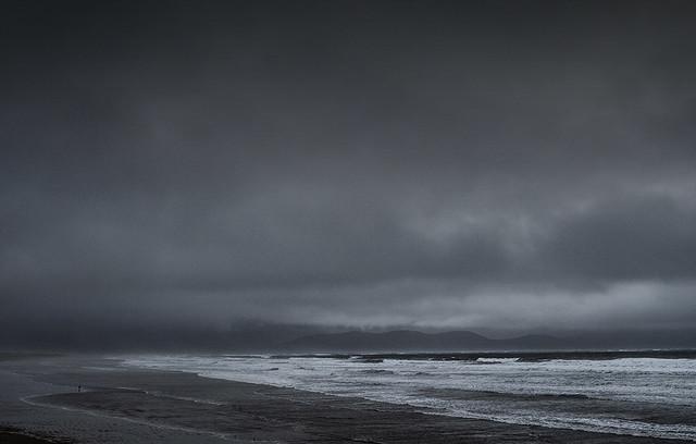 Inch Beach, Co Kerry Ireland.