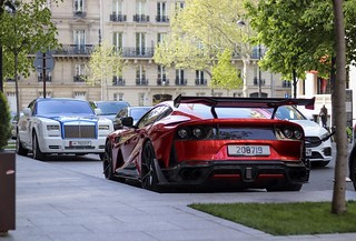 Mansory Stallone - Paris the 15th of April, 2019