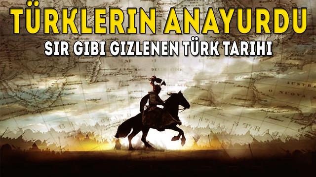 Türklerin Anayurdu Kayıp KITA MU Sır Gibi Gizlenen Türk Tarihi
