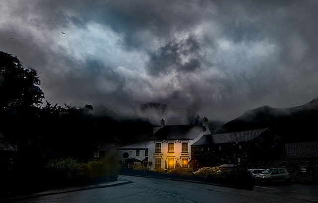 The Crown Inn, Coniston, Cumbria
