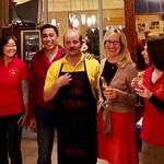 LaoShan Union feiert