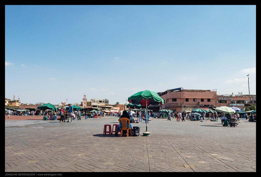 Marrakesh - مراكش - Yamaa el Fna