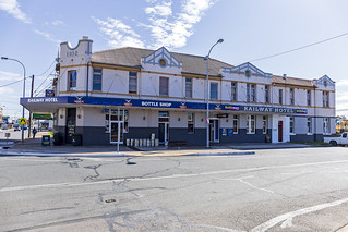 Railway Hotel in Cessnock | by Bidgee