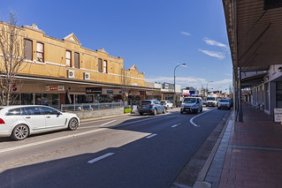 Vincent Street in Cessnock | by Bidgee