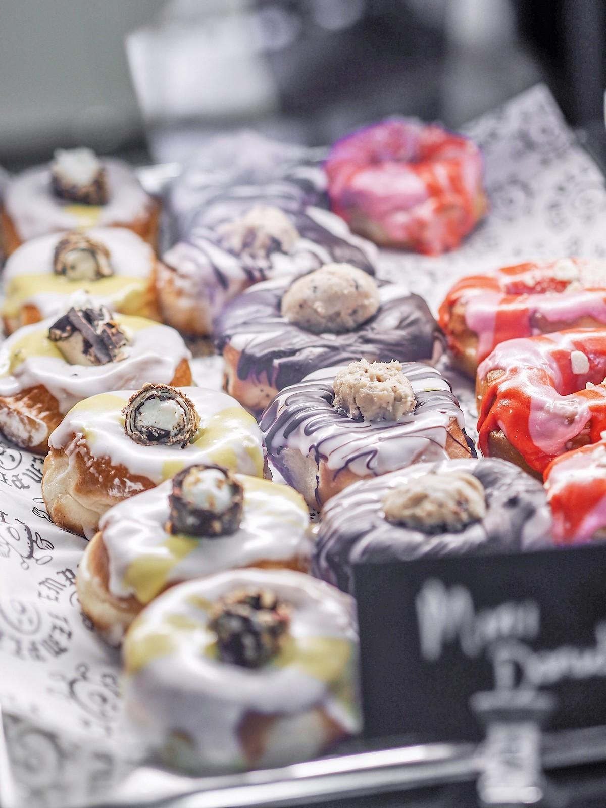 Vegan donuts Leeds