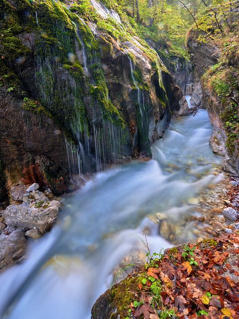 Wimbach Gorge - Ramsau, Bavaria