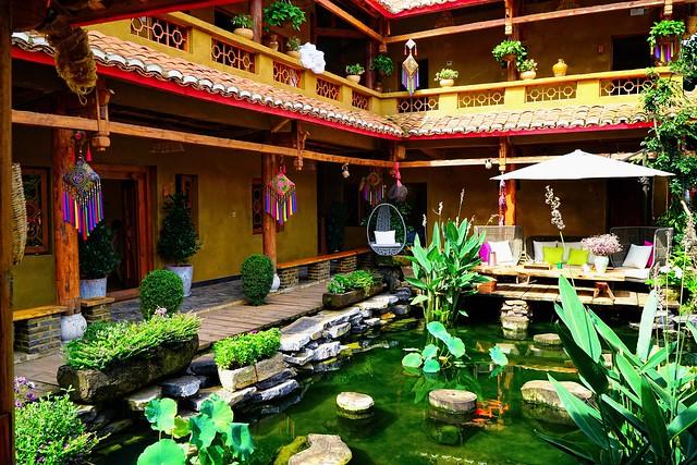 Visiting Puzhehei, Yunnan, China
