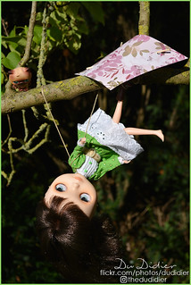 Flying a Kite (for Blythe a Day Oct-18-2019)