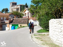 Orbaneja Riopico, Burgos French Way