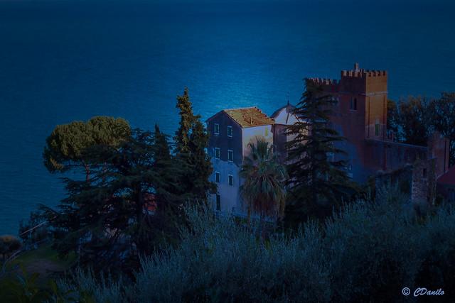 Luna alla Foce del Magra Monastero Santa Croce
