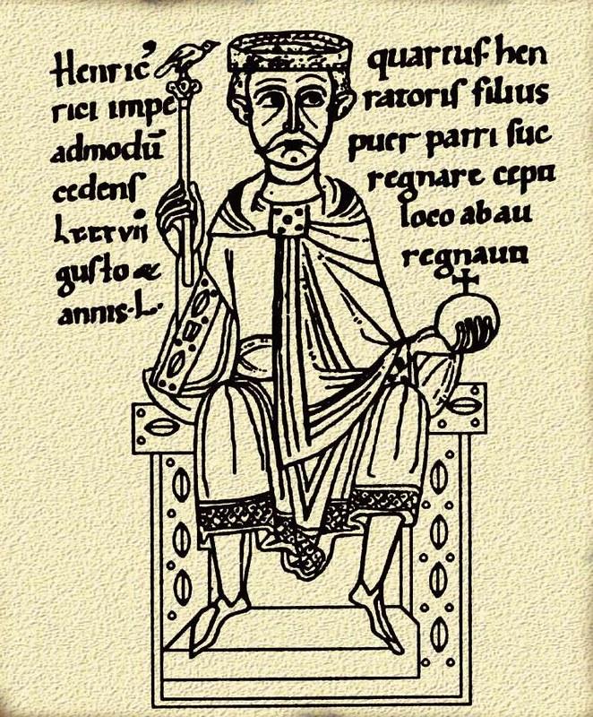 07 Император Генрих IV