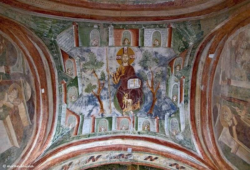 75 Церковь Сан Пьетро аль Монте XI - XII вв.