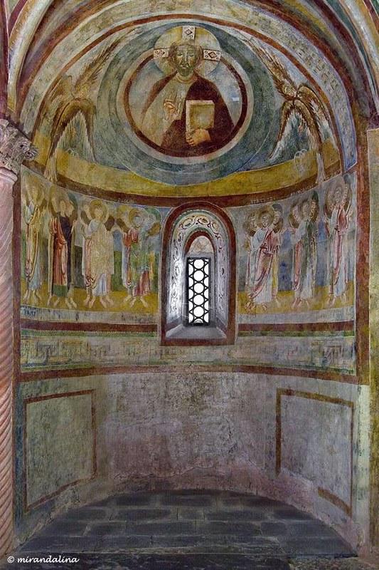 72 Церковь Сан-Пьетро-аль-Монте, апсида