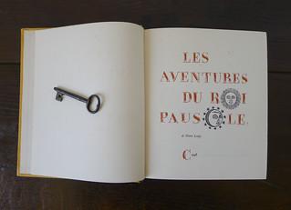 Les aventures du Roi Pausole - Pierre Louÿs (Club français du livre, 1948)