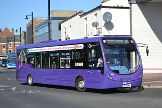Go North East 5437 NK16BWY