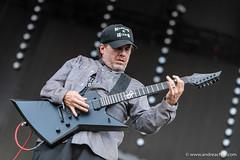 Philip H. Anselmo en Louder Than Life 2019 EEUU