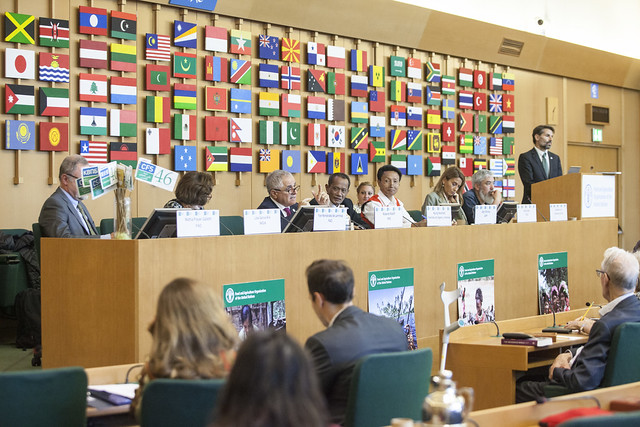 CFS 46 Side Event  SE123 Naming food -  The intrinsic relation between indigenous food systems, traditional knowledge and language diversity