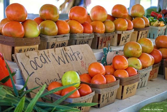 Farmstand fresh....