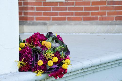 Bouquet w Cabbages