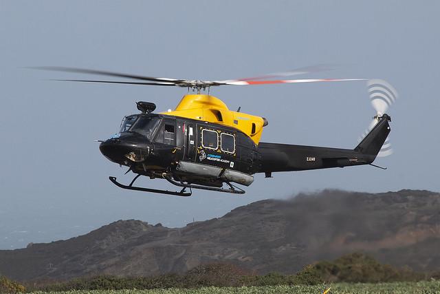Bell 412 Griffin HT1 ZJ240