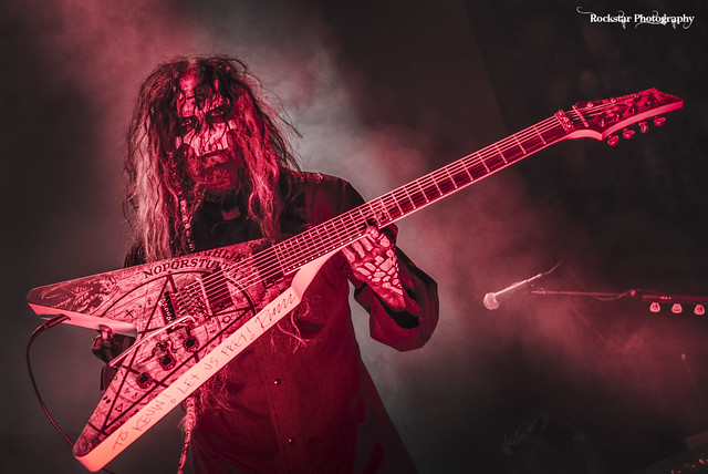 In This Moment at Rebel (Toronto, Ontario) on October 15, 2019