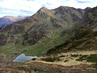 Hautacam, lac d'Ourec'