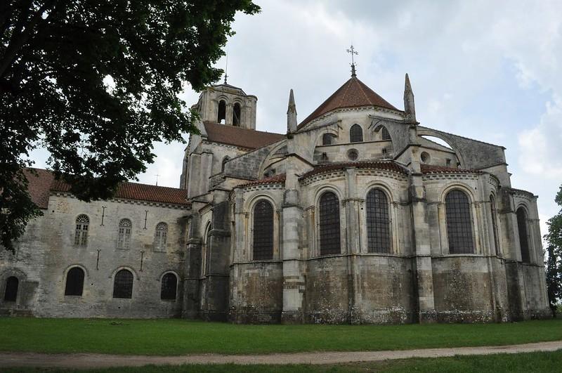 10 Базилика Везле Венец капелл