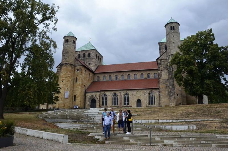 48 Базилика св_Михаила в Хильдесхайме 1010-1033