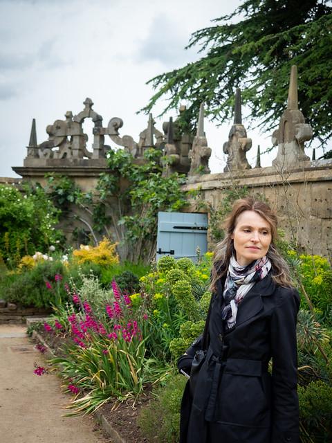 Mariëlle, Derbyshire 2019: Garden beauty
