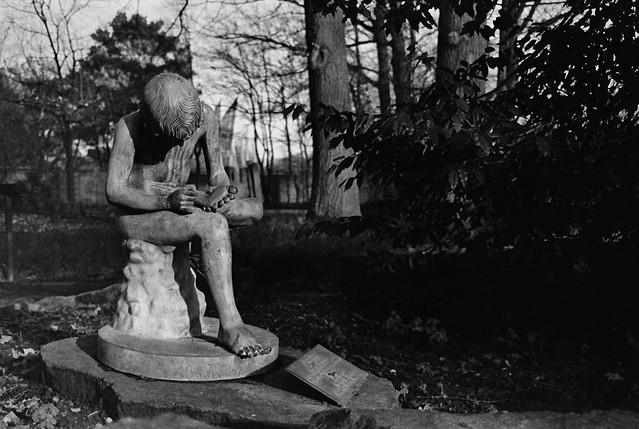 Der Dorn im Fuß - I shot film