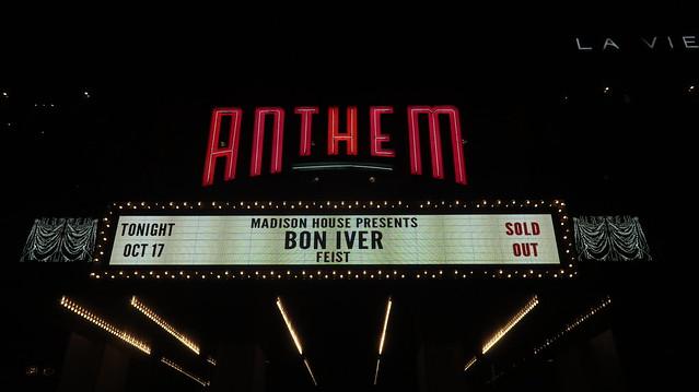 Feist (Fall 2019 Tour Opening for Bon Iver) - Leslie Feist