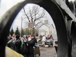 13.10.2019 | Покровская вещевая бесплатная мини-ярмарка