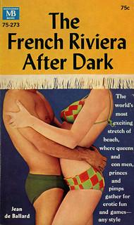 Macfadden Books 75-273 - Jean de Ballard - The French Riviera After Dark