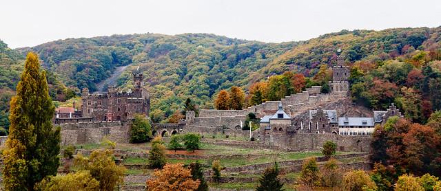 The Reichenstein Castle _8456