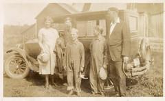 Emil Hamm family