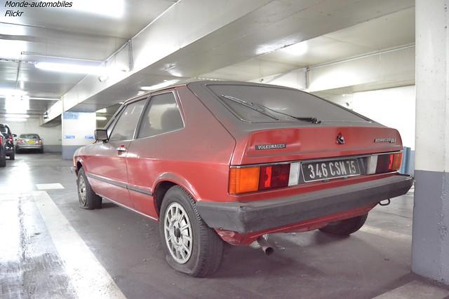VW Scirocco GLI