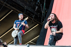 I Prevail en Festival Louder Than Life 2019 EEUU