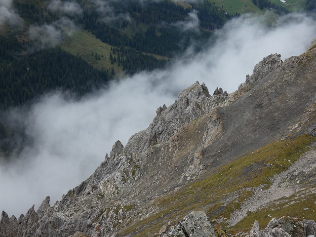 Arosa- View from Weisshorn Top Station