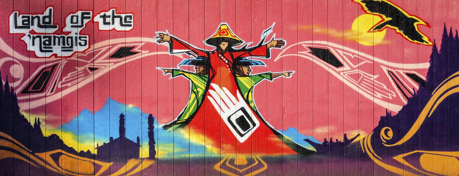 Namgis Nation - Alert Bay Kwakwaka'wakw First Nations